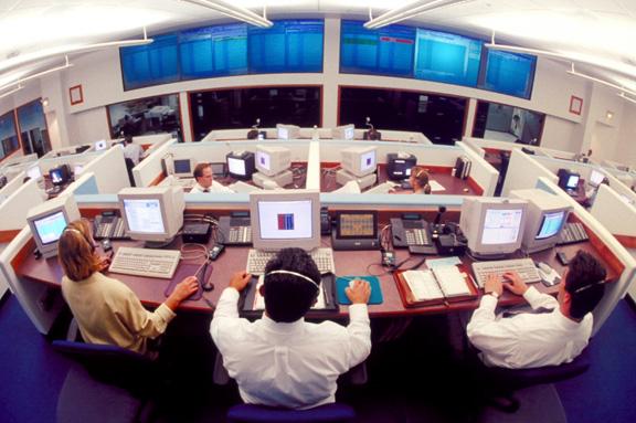 Videoconference Control Room
