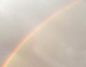 Back road rainbow