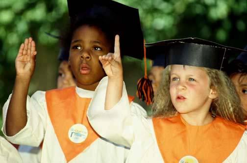 Head Start Graduation